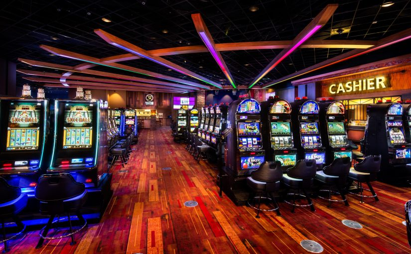 Carry out individuals rip off at on the internet casino poker?
