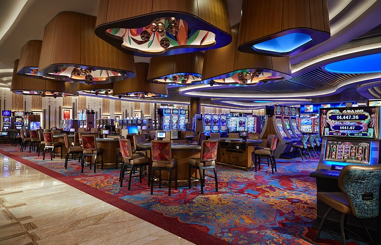 Methods to Win Shoppers And Affect Markets with Casino