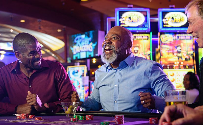 Three Ways You can use Casino To Change into Irresistible To Clients