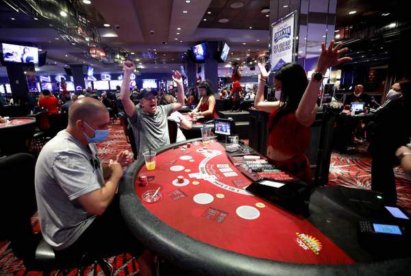 Why Every Little Thing You Find Out About Gambling